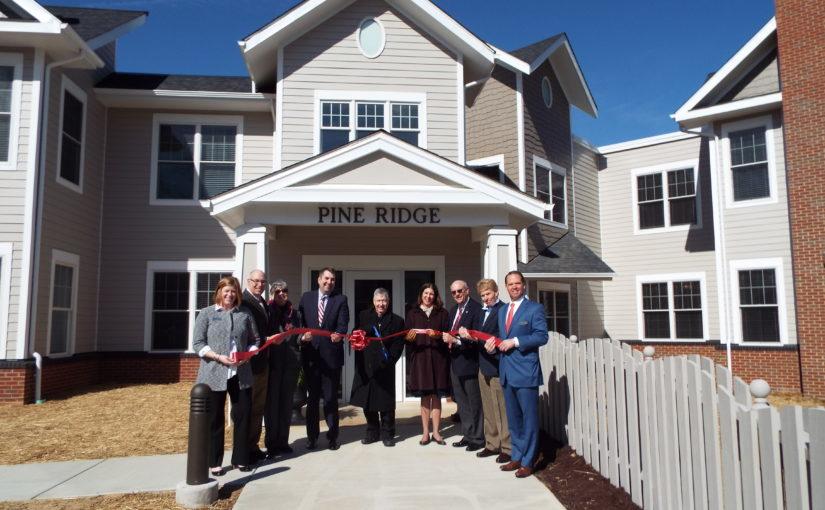 Brandon Oaks Celebrates Grand Opening of Pine Ridge